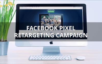 Retargeting With The Facebook Pixel